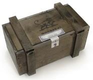 caja madera monkey